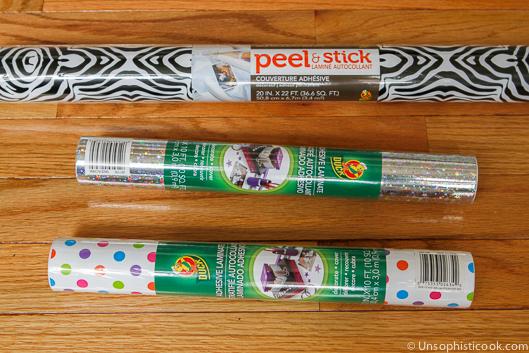 & Duck Peel u0026 Stick Shelf Liner Not Just For Shelves
