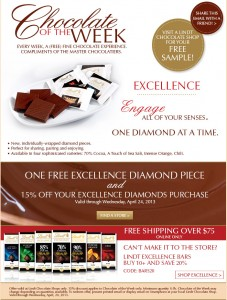 Freebie Friday: Lindt, Pogoplug, Olive Garden + More!