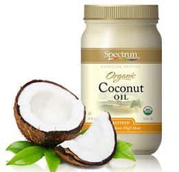 spectrum coconut oil coupon