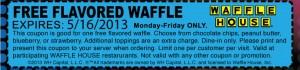 Rain-X, Costco, Waffle House + More!