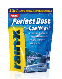 RainX Perfect Dose Car Wash