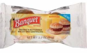 banquet breakfast sandwiches 0 50 at walmart