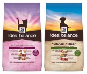 Ideal Balance Dog Food >> Hill S Ideal Balance Free Cat Dog Food After Rebate