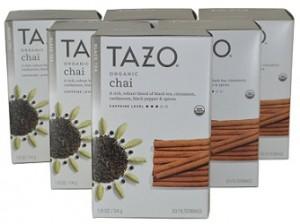 Tazo Organic