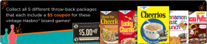 Freebie Friday: General Mills, Dramamine, Google Play + More!