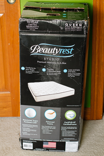 Walmart Carries Beautyrest Mattresses