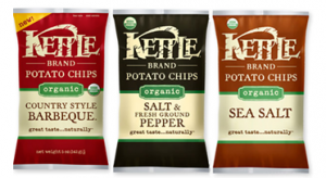 photograph regarding Whole Foods Printable Coupons named Kettle Natural and organic Chips $0.25 at Comprehensive Food items
