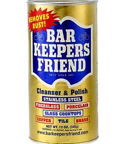 Bar Keepers Friend Cleanser 0 59 At