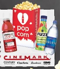 Free popcorn coupon for cinemark
