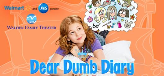 Dear diary the movie