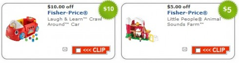 graphic about Fisher Price Printable Coupons referred to as Clean Fisher Rate Toys Printable Coupon codes - Package Searching for Mother