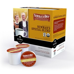 newmans own k-cups coupon