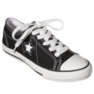Converse One Star Shoes for Kids $0.98 at Target