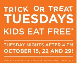 Kids Eat Free Pittsburgh