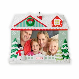 Hallmark Season's Greetings Keepsake Ornament
