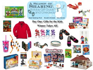 Season of Sharing Day 1