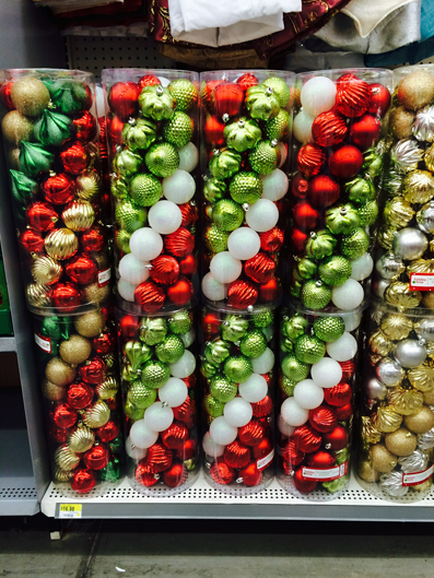 Christmas Ornaments Walmart