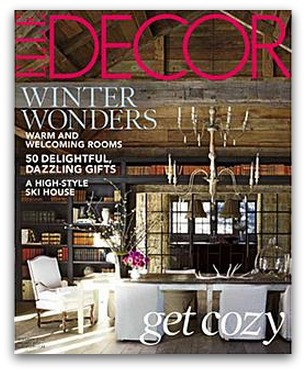 Elle Decor Magazine Home