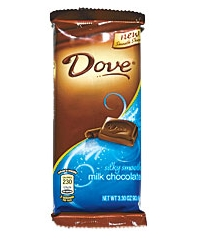 Coupon dove chocolate
