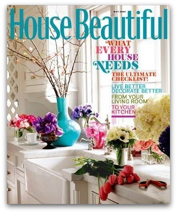 House Beautiful Magazine For Per Year