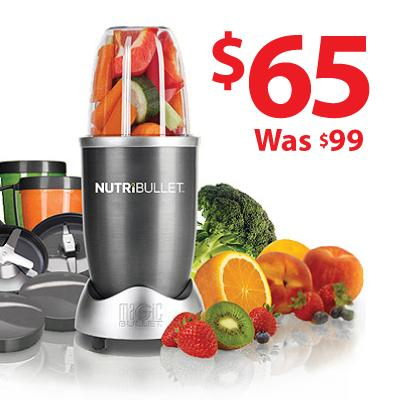 Nutribullet coupon
