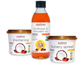 Nutiva Red Palm Oil Coupons