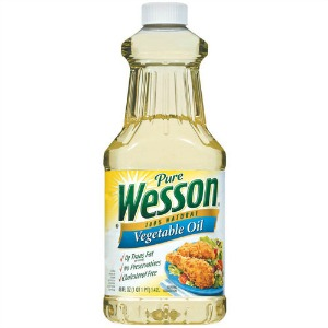 Wesson Vegetable Oil 1 75 At Meijer
