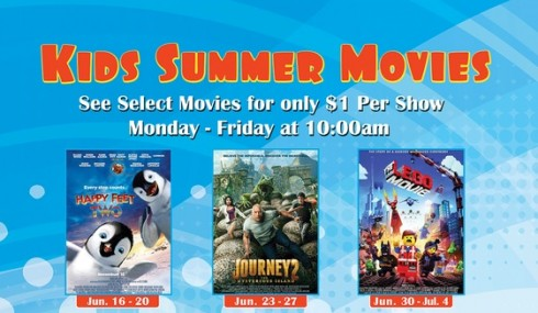 May 08,  · Cinemark Theaters has Summer Movie Clubhouse which offers 10 Kids & Family Movies for $5 (via Punch Card) or $1 per Showing at Participating Locations. Thanks SlickDealio Thanks SlickDealio Note, Offer starts May 21 at valid participating locations only (scroll down the list to find locations, offer start dates vary by location).