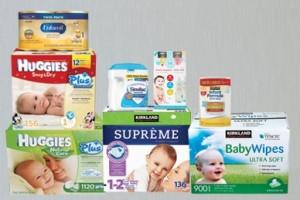 Newborn Baby Essentials FREE Sample Pack (Costco Members)