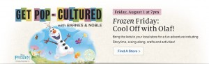Freebie Friday: Barnes & Noble, Fandango, Mambo Sprouts + More!
