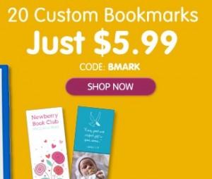 custom bookmarks 8 48 shipped
