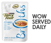 Freebie Friday: Fancy Feast, Purina, AAA + More!