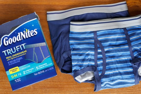 3f4a9452b4 New GoodNites Tru-Fit Underwear at Walmart + Printable Coupon