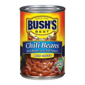 ... cans of Bush's Chili Beans for FREE at Walmart this week! Here's how