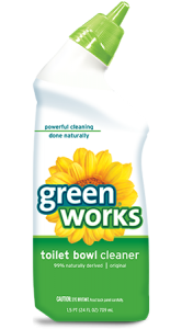 Green works toilet bowl cleaner at target more for Msds scrubbing bubbles bathroom cleaner