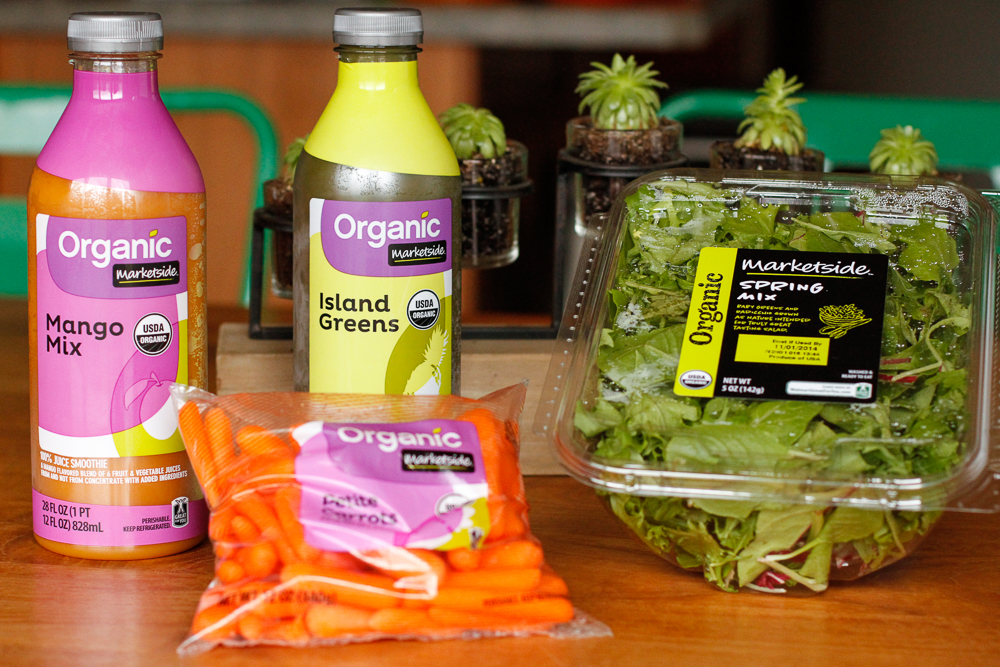 Walmart Introduces Marketside Organic Fresh Produce