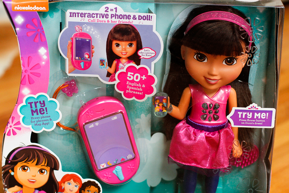 Dora Teen Doll 104