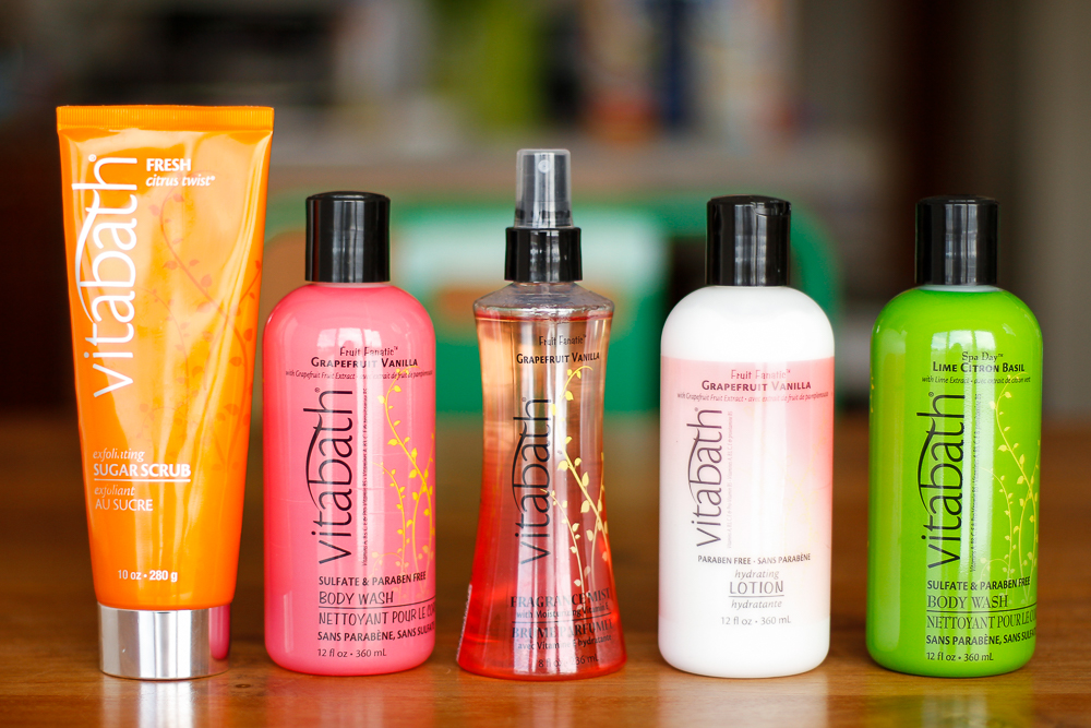 National Bubble Bath Day: Win A Vitabath Gift Bundle #VitabathBubbles