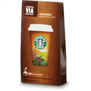 photograph about Starbucks Printable Coupon named Starbucks By way of Quick Espresso $1.24 at Aim - Bundle Searching for Mother