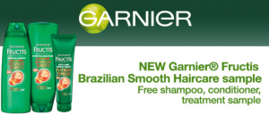Freebie Friday: Garnier, Advance Auto Parts, Target + More!