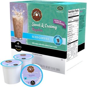 Starbucks Iced Coffee K Cups 4 99 At Target