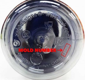 Zak Designs Recalls Water Bottles Due