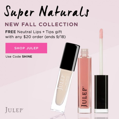 julep fall lips amp tips gift set free with 20 purchase