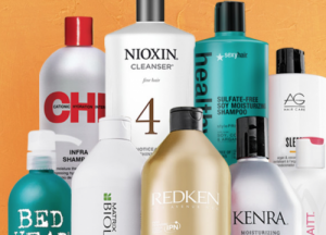 Ulta salon quality hair care products for Salon quality shampoo