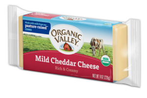 photograph regarding Organic Valley Coupons Printable named Fresh new Natural and organic Valley Cheese Printable Coupon codes - Package deal Searching for Mother