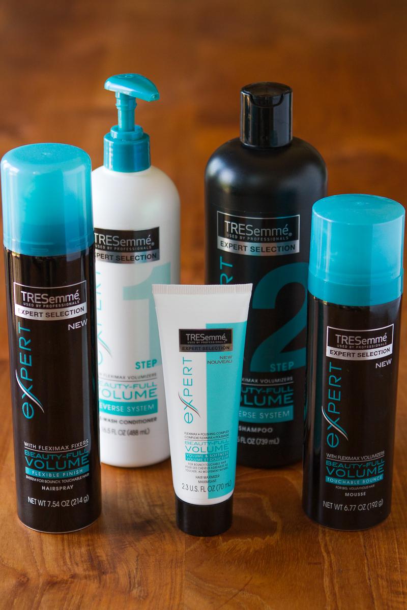 TRESemme\'s Beauty-Full Volume Reverse Wash System