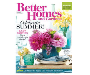 Better Homes Gardens Magazine Free Subscription