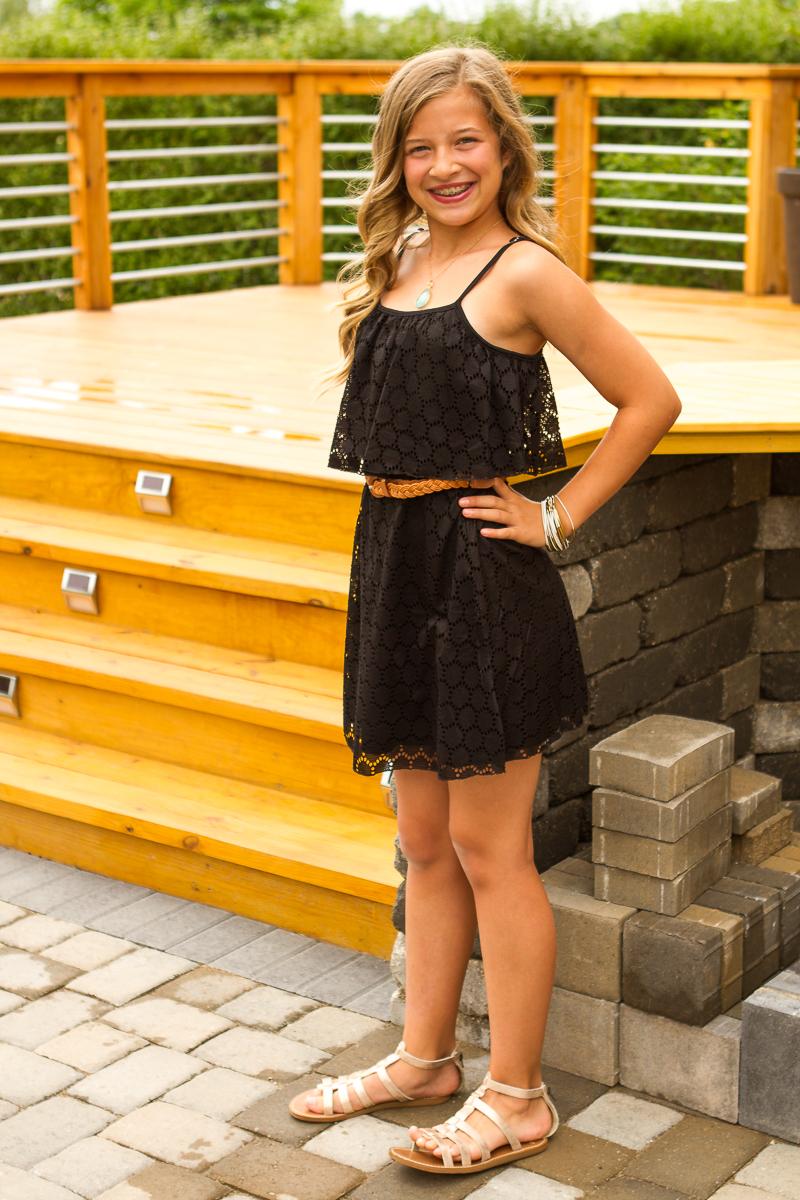 Girls Summer Dresses On Sale Walmart
