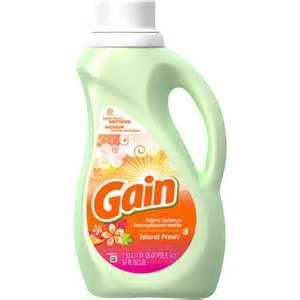 Gain Island Fresh Fabric Softener 0 97 At Walmart Deal Seeking Mom