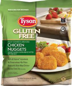 tyson gluten free chicken nuggets coupon